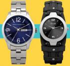 FCUK Watches @ FLAT 50% + 20% Off