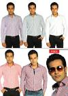 Pack of 5 Shirting - Mafatlal + Freebie Sunglasses