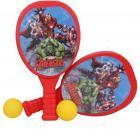 Marvel Avengers My First Plastic Racket Set Badminton
