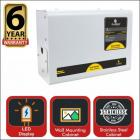 Candes A4170MS 4kVA for 1.5 Ton AC (170V to 285V) Voltage Stabilizer best for Inverter AC, Split AC or Windows AC upto 1.5 Ton with 6 Years Warranty  (White)