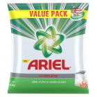 Ariel Complete Detergent Washing Powder - 4Kg Value Pack