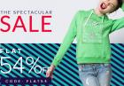 Flat 54% off Site Wide