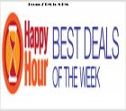 Happy Hour Best Deals of the Week