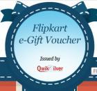 Get 10% off on Flipkart eGV (HDFC cards)