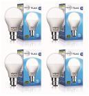 Wipro Tejas Base B22 7-Watt LED Bulb (Pack of 4, Cool Day Light)