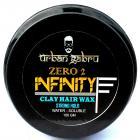 UrbanGabru Zero to Infinity Hair Wax for Strong Hold and Volume - 100 g