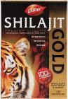 Dabur Shilajit Gold for Strength, Stamina and Power - 10 Capsules
