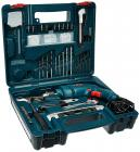 Bosch GSB 10 RE Professional Tool Kit (Blue, Pack of 100)