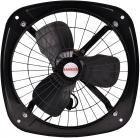 Sameer 230mm High Speed 3 Blade Exhaust Fan  (Black)