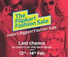 Flipkart Fashion Sale: Flat 50%-80% Off