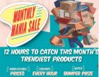 Monthly Shopping Mania 26th March Live
