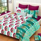 Flat 70% Off On Double Bedsheets