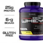 Ultimate Nutrition Prostar 100% Whey Protein - 5.28 lbs (Banana)