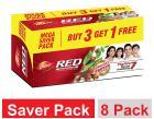 Dabur Red Tooth Paste, 600g (Buy 3 Get 1 Free)