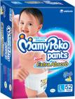 Mamy Poko Pants Extra Absorb L (9 - 14 kg), 52 Pcs