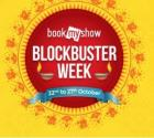 Rs.125 or Rs.150 off on BookMyShow Movie Tickets