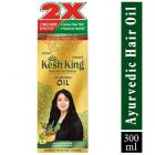 Kesh King Kesh King Ayurvedic Scalp and Hair Oil, 300 ml