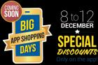 Special Discounts & Deals Only On App  ( 8th to 12th Dec)