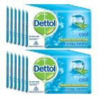 Dettol cool Soap - 125 g (Pack of 12)
