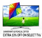 Televisions - EXTRA 10% OFF