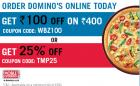 Get 25% off on 350 & 100 off on Rs. 400 + Extra 15% cashback with Mobikwik Payment