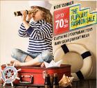 Kids clothing, Footwear, Toys, Baby Gear & Infant wear upto 70% off