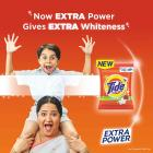 Tide Plus Extra Power Detergent Washing Powder - 6 kg (Jasmine and Rose) (Rupees 150 Off)