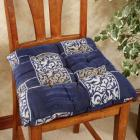 Flipkart SmartBuy Polyester Fibre Abstract Cushion Pack of 1  (Multicolor)