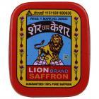 Lion Pure Saffron Kashmir Kesar (1gm)