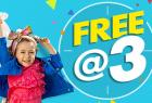 Buy Baby & Kids Products Worth Rs. 1000 for Free (no minimum purchase)