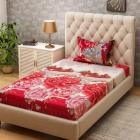 Flat 51% Off On Bombay Dyeing Bed-sheets