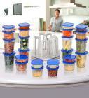 Marvel Spin N Store Kitchen Organiser - 49 Pcs