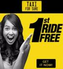 Get Your First Taxi Ride Free