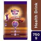Bournvita Cadbury 5 Star Magic Health Drink Pack, 750 g