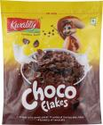 Kwality Choco Flakes  (1 kg, Pouch)