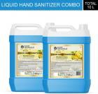 Khadi Organique Hand sanitizer 5L*2