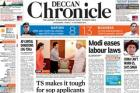 70% OFF on 1 year Subscription of Deccan Chronicle Newspaper