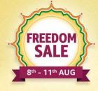 Freedom Sale 8th-11th August 2020