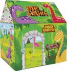 KrocieToys Playhouse Tent For kids, Play Tent For Girls and Boys, Dino Playhouse Tent for 10 Years Old Kids Girls And Boys, Colorful Tent For kids  (Multicolor)