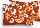 HOME ELITE Poly Cotton 104 TC Pillow Cover, Standard, Multicolour, 2 Pieces
