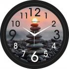 Dininecraft® Wall Clock for Home and Office (10inch x 10 inch)