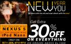Extra 30% Off EVERYTHING on 15th Jan, 4PM to 9 PM (Chance to win a NEXUS 5)