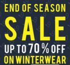 Winter-wear @ Upto 70% OFF