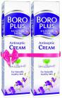 Boro Plus Antiseptic Cream, 80ml Pack Of 2, 80 ml