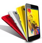 Spice Mi-520N (Black) with 3 Back Panels (Red, Yellow, White) @ Rs.6999
