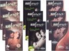 Manforce Jasmine, GreenApple, Coffee Condom  (Set of 9, 90S)