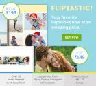 Flipbooks starting Rs. 149/-