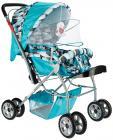 Tiffy & Toffee Baby Stroller Pram Maxtrem (Sky Blue)