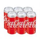 Coca-Cola Diet Coke Can Pouch, 6 x 300