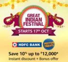 Great Indian Festival Sale